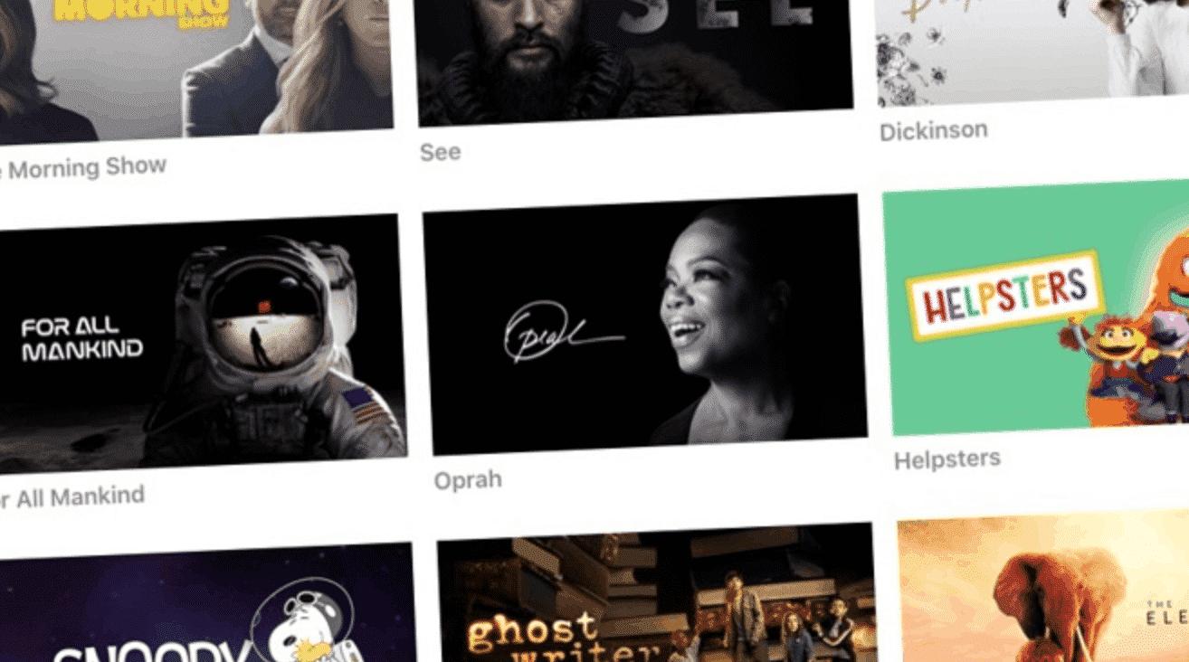 Apple Has A New Press Site That Details Apple TV+ Content