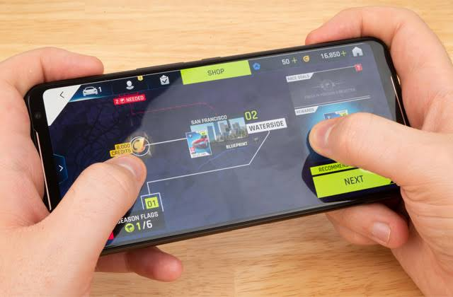 Top 5 Smartphones for Mobile Gaming