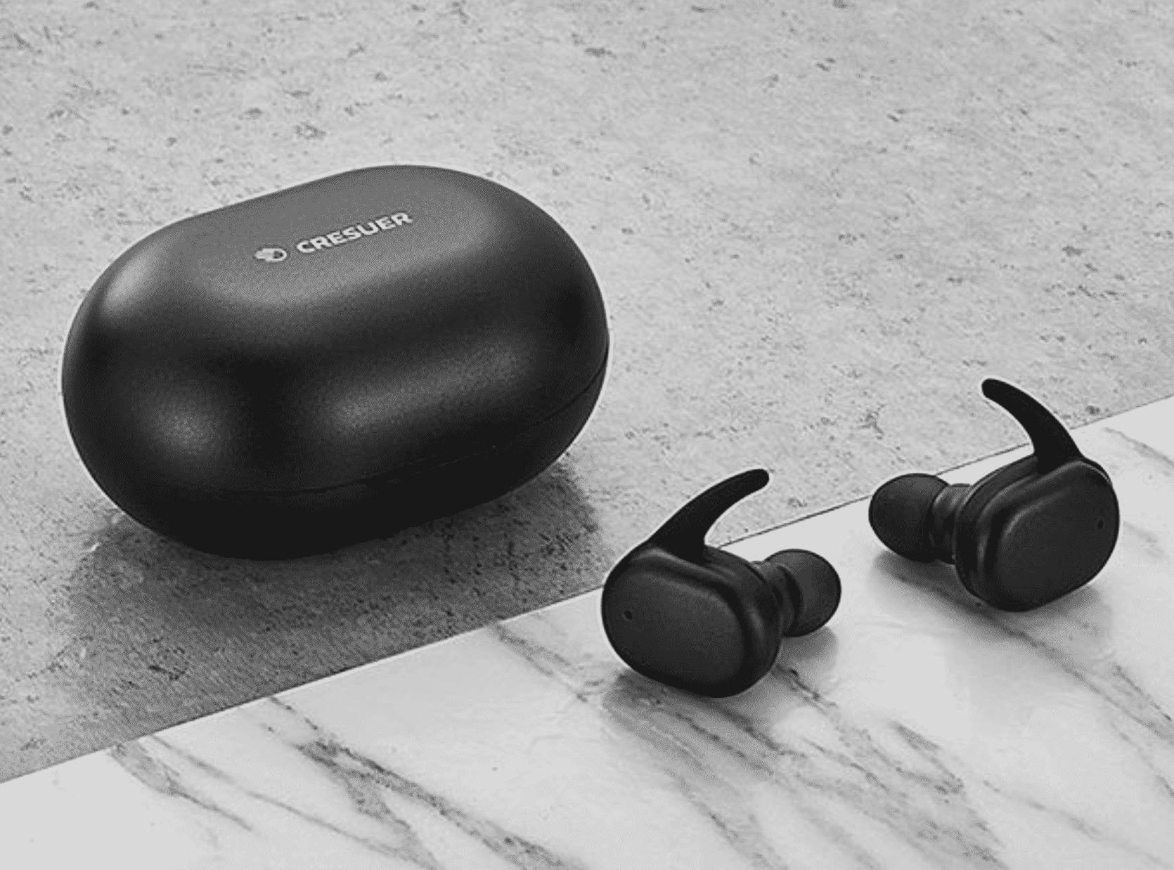 CRESUER TOUCHWAVE True Wireless Stereo Earbuds