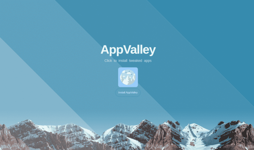 Download AppValley VIP on iPhone, iPad & iPod Touch Without Jailbreak & No PC Required