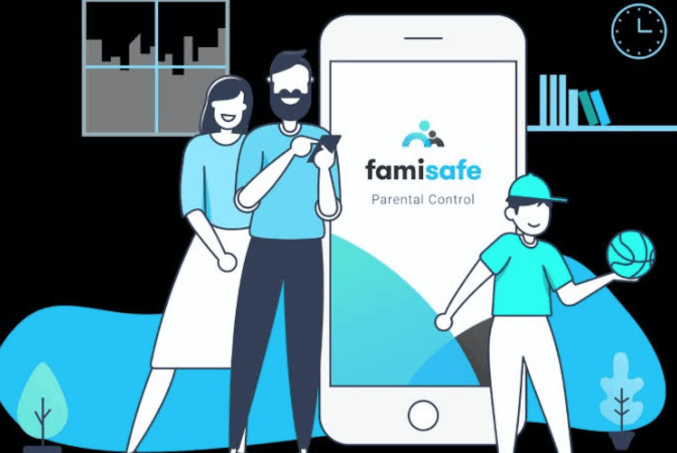 Famisafe: Every Home's No cyberbullying tool