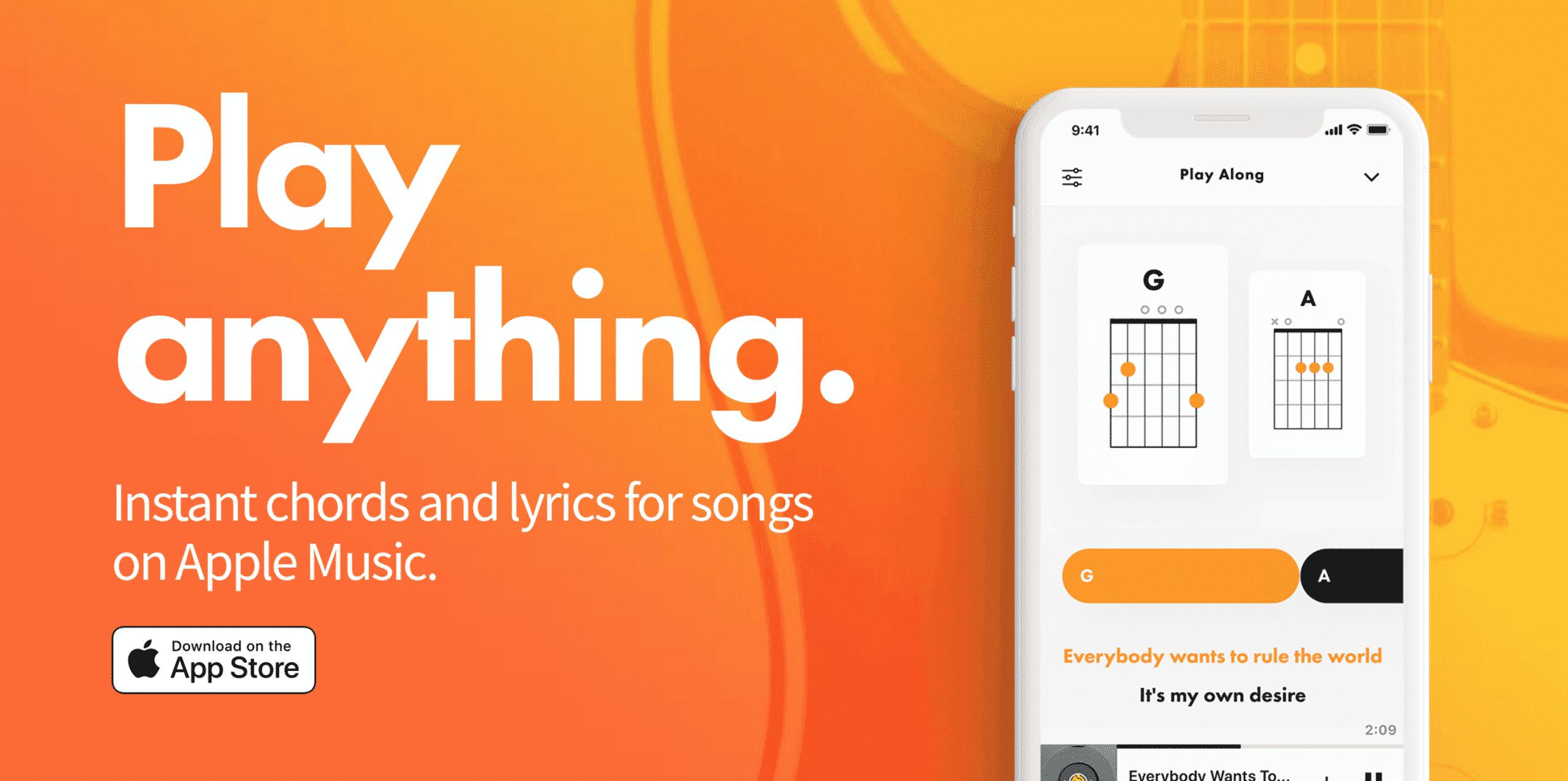Fender Songs App Teaches Piano and Guitar Through Apple Music
