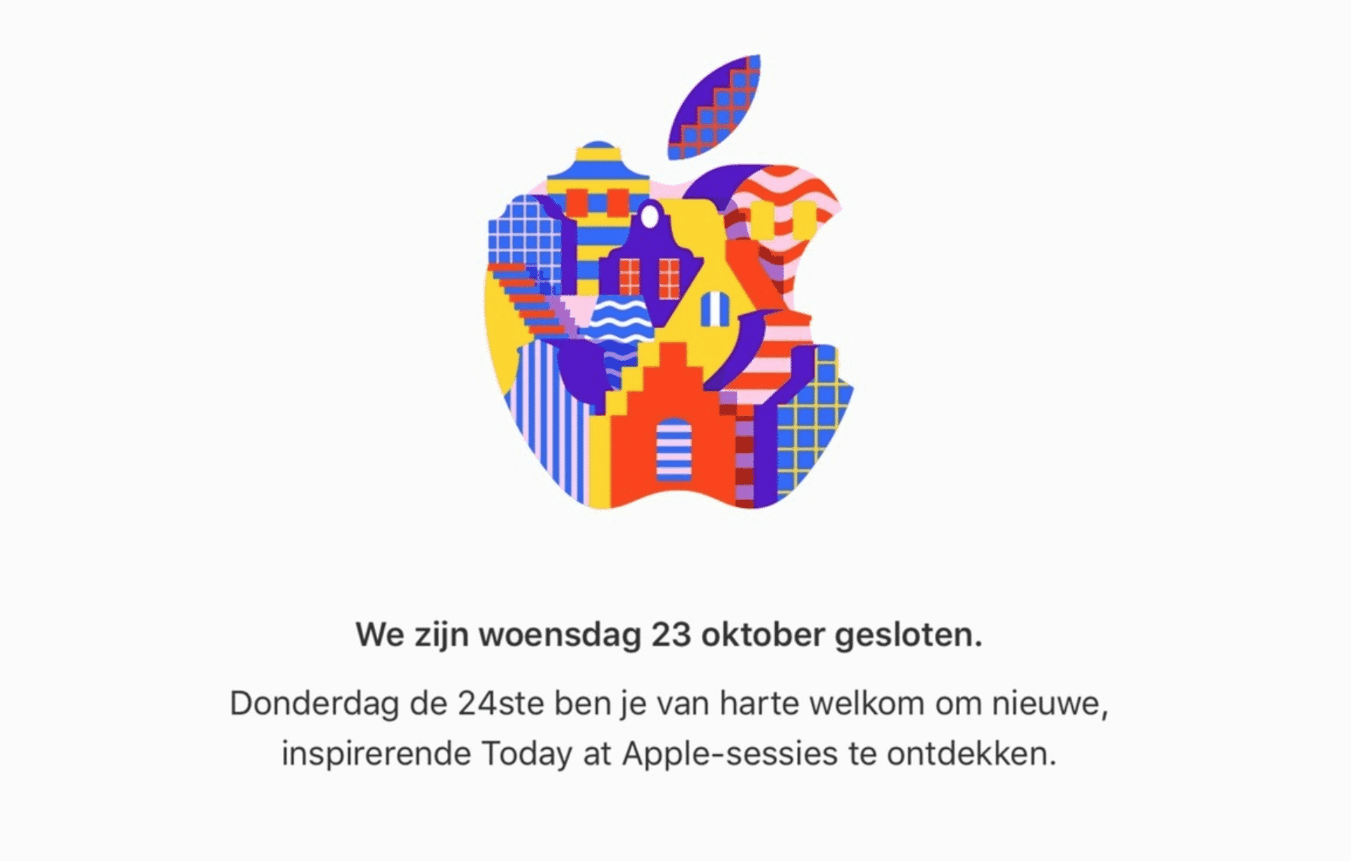Flagship Apple Amsterdam Store Opens October 24