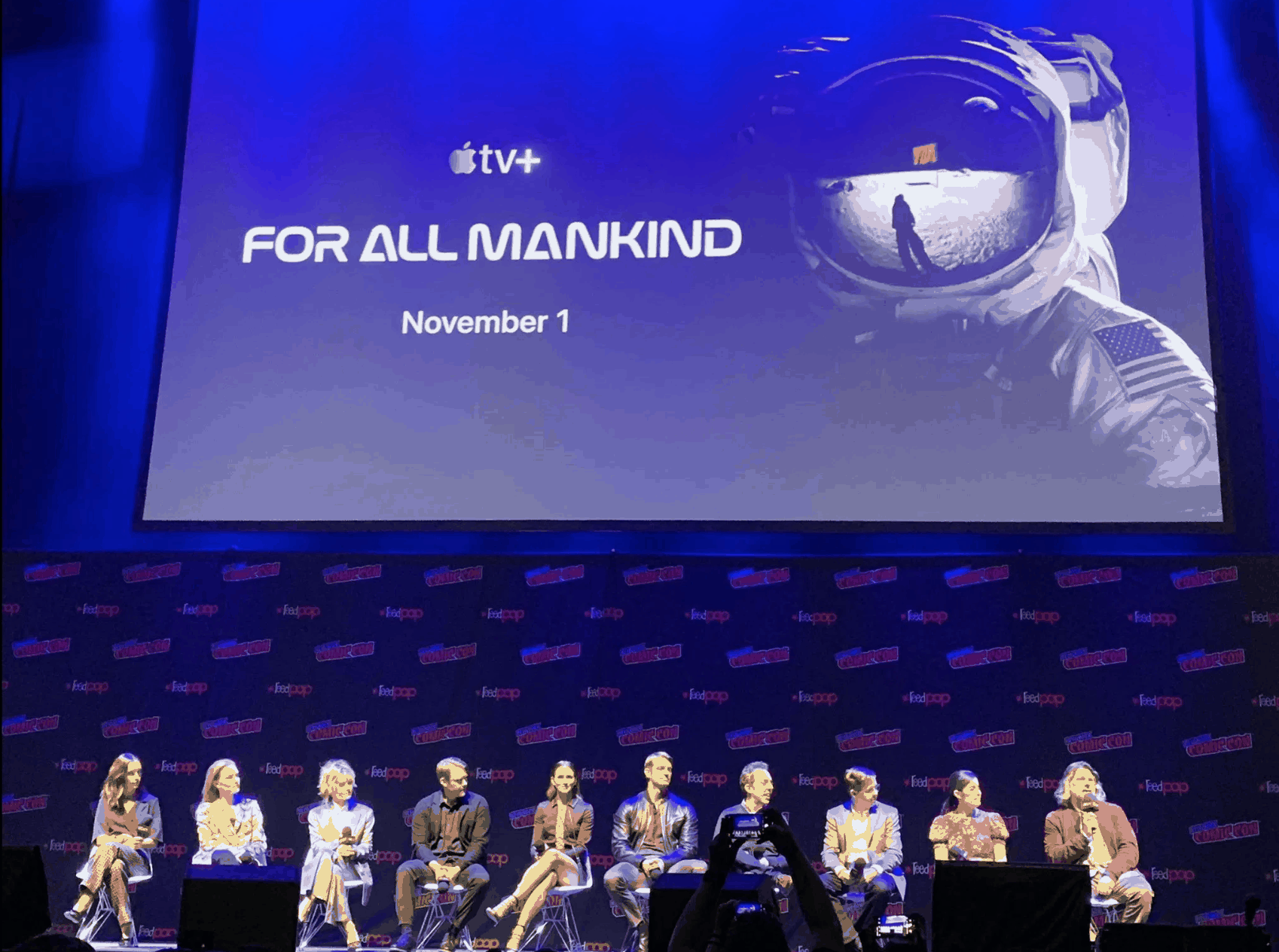'For All Mankind' Gets a Preview at New York Comic Con