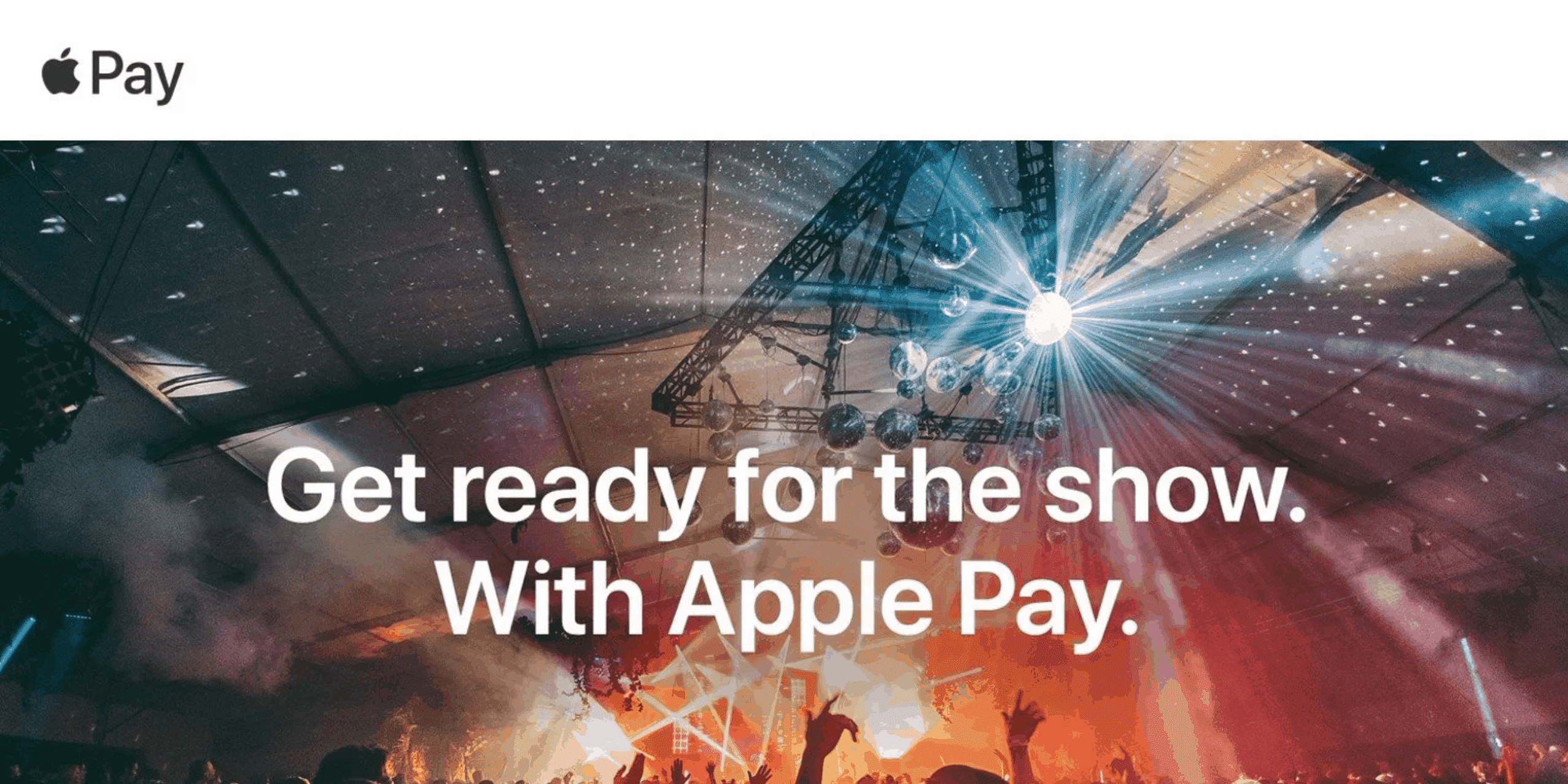 Get $10 Off on $100 StubHub Tickets on Apple Pay's Newest Promo