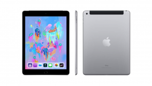 Get the Apple 9.7 inch iPad Cellular Model at $110 Off