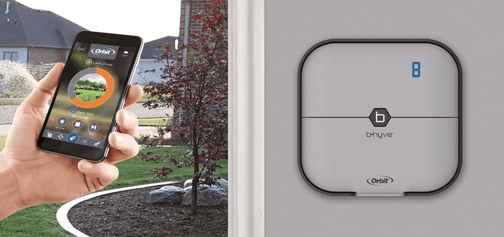 Keep Your Lawn Green with this Smart Sprinkler Controller, Now $15 Off