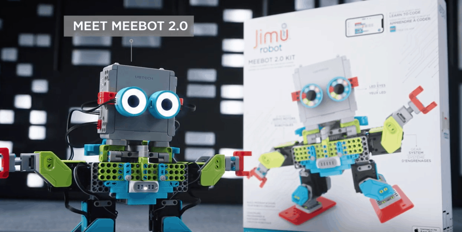 Educational Robot Kit MeeBot 2.0 Makes Its Way to Apple Stores