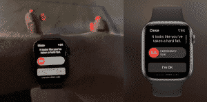New Jersey Man Saved by Fall Detection in Apple Watch