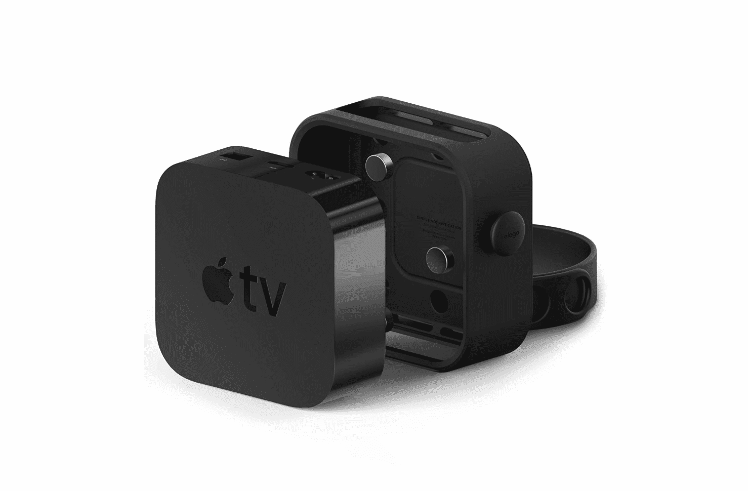 Organize Your Apple TV with an Elago Mount for $16