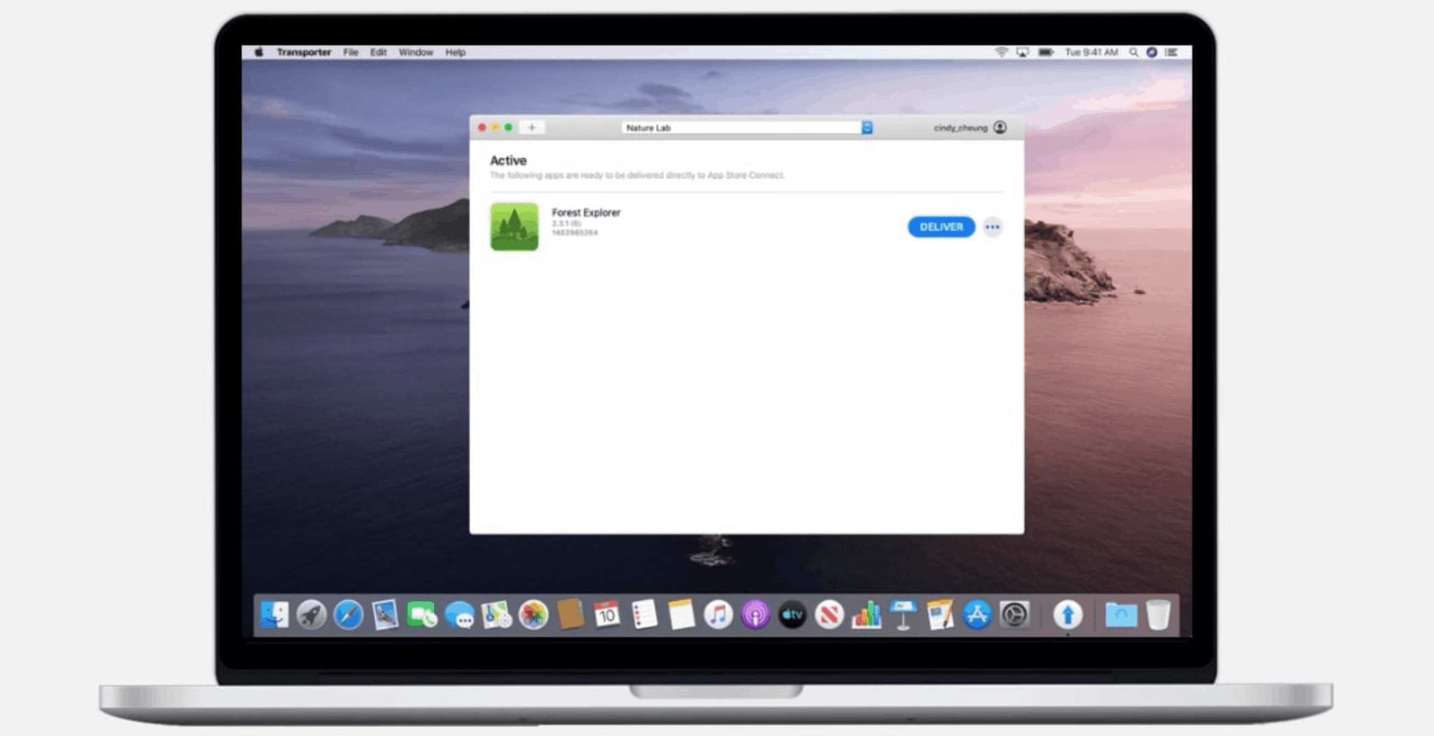 Transporter App Makes Its Way to Mac App Store