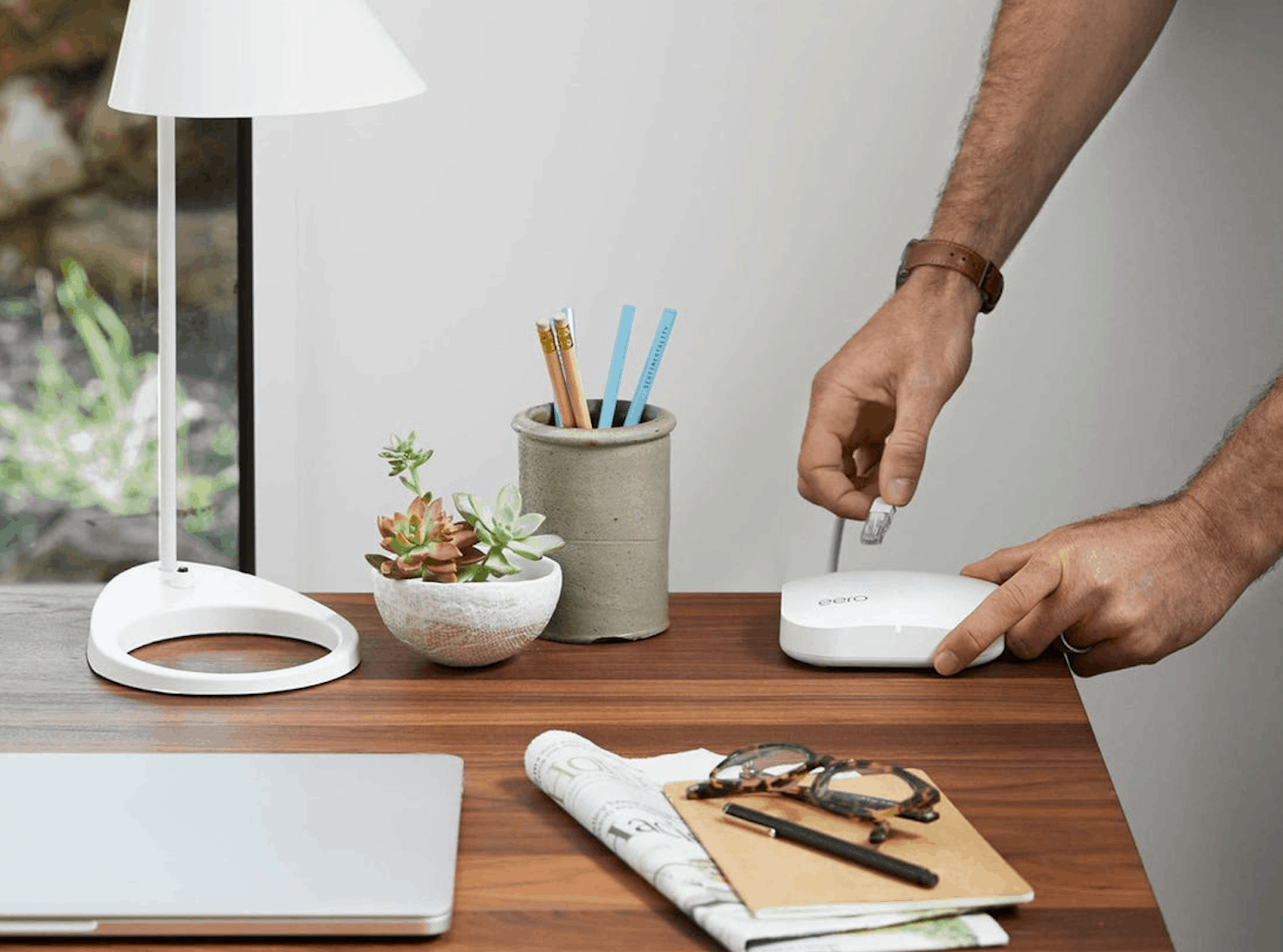 Upgrade to the Eero Pro Mesh Wi-Fi System and Save As Much as $100
