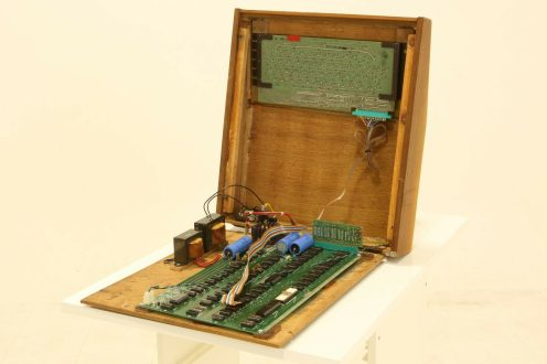 Apple-1 computer listed for $1.75 million