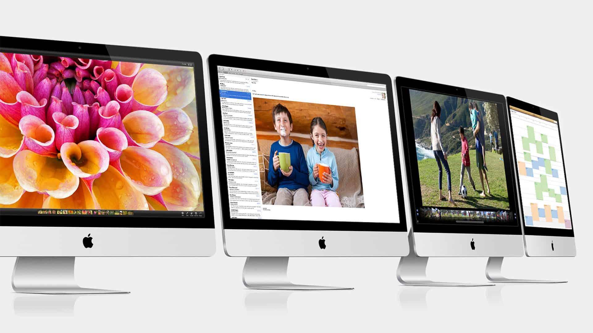 23″ Budget iMac coming soon, reports China Times