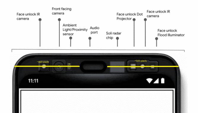 Pixel 4 challenges iPhone's FaceID unlock speed 3