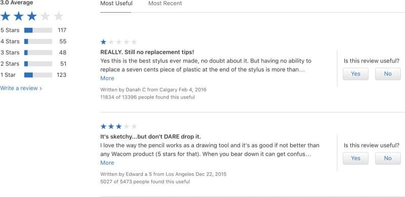 Apple Takes Down Online Store Reviews 1