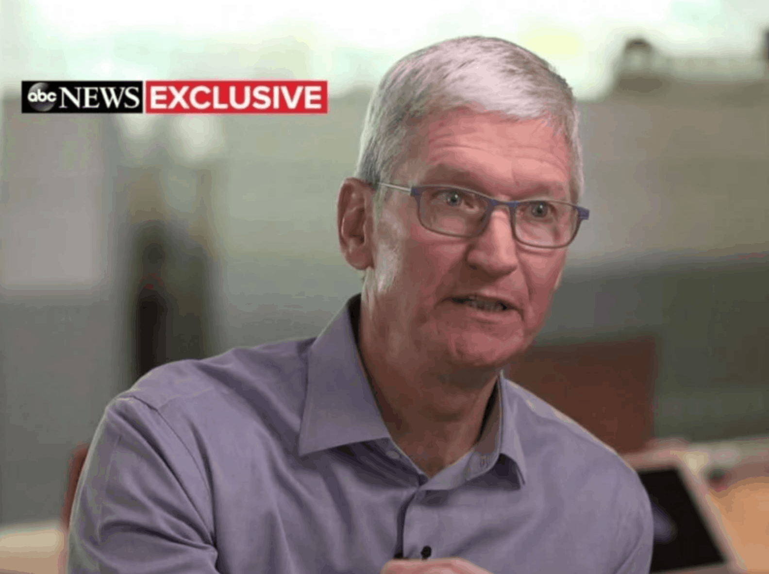 Apple CEO Tim Cook Proclaims Support for DACA