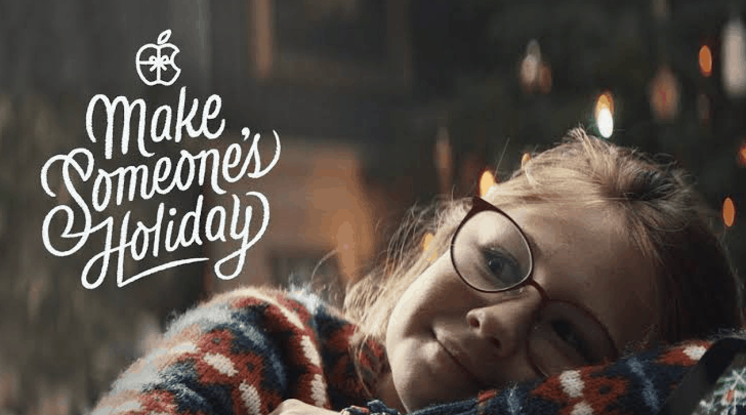 Apple Holiday Ad 'The Surprise' Released