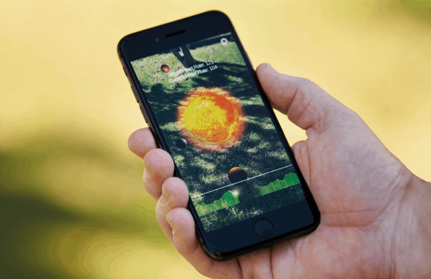 Apple Promotes Veterans App Healium