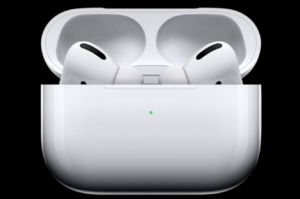 This is the AirPods Pro by Apple.