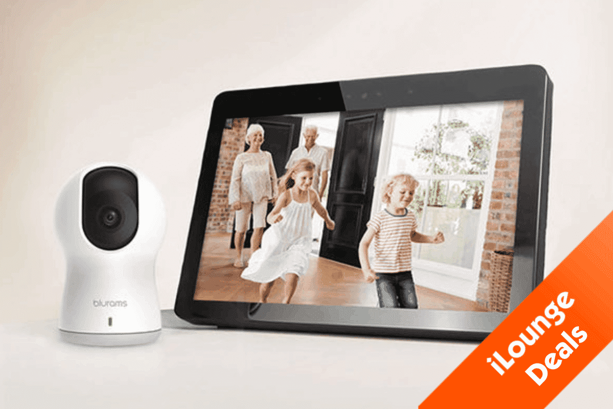 Daily Deal: Blurams Dome Pro Security Camera with Facial Recognition and Night Vision is 16% off 1