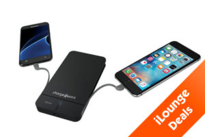 Chargeworx 5000mAh Slim Power Bank