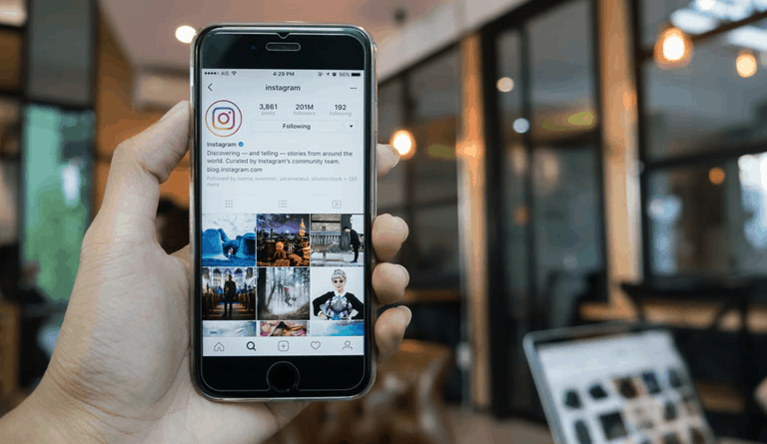 How to create a successful business account in Instagram