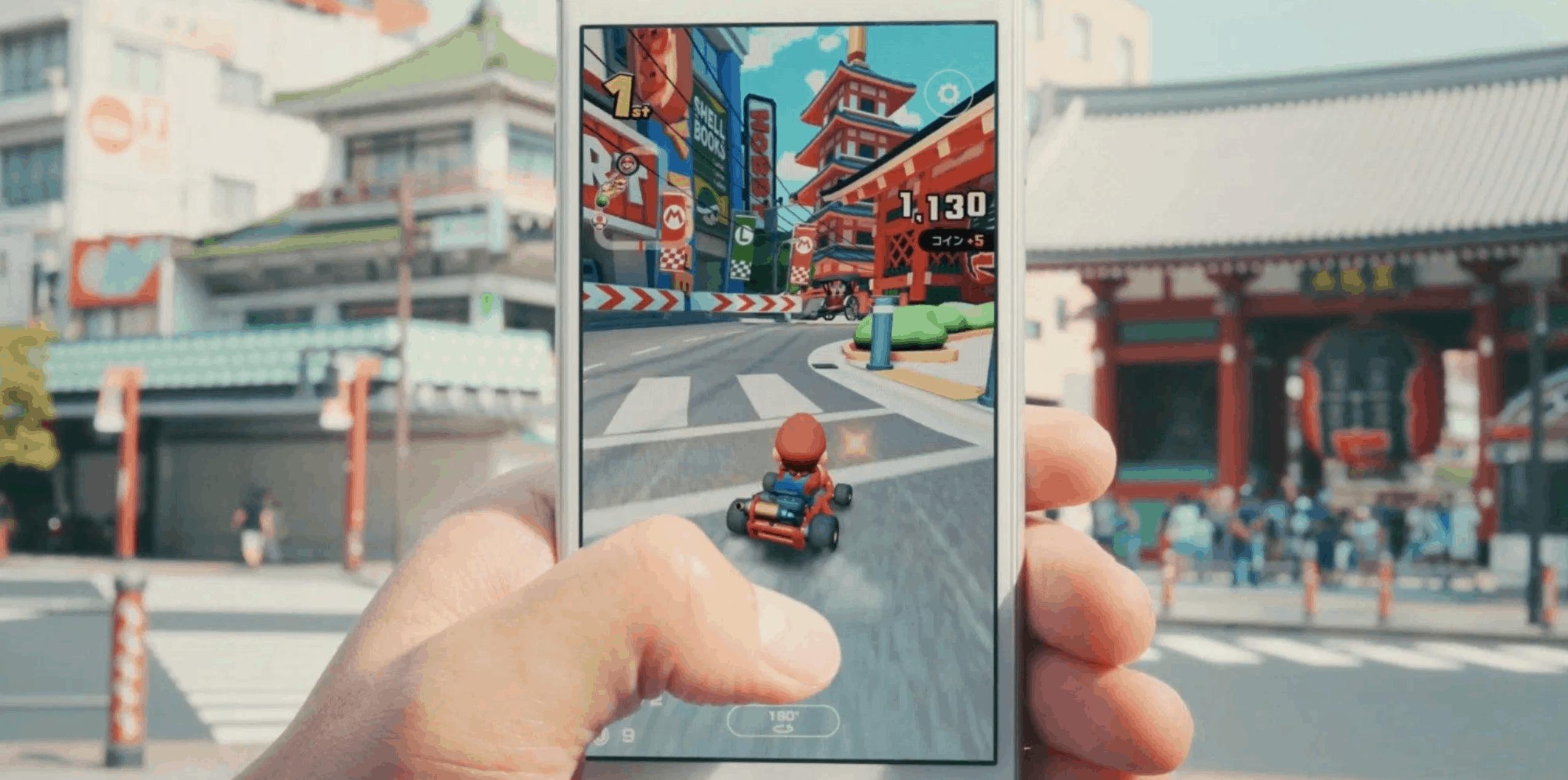 Mario Kart Tour Multiplayer To Begin Testing Next Month