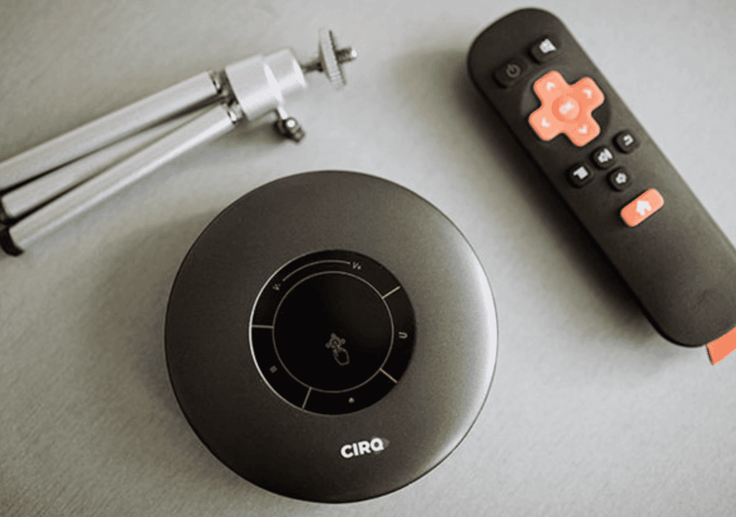 CIRQ: World's Smallest 1080p Projector