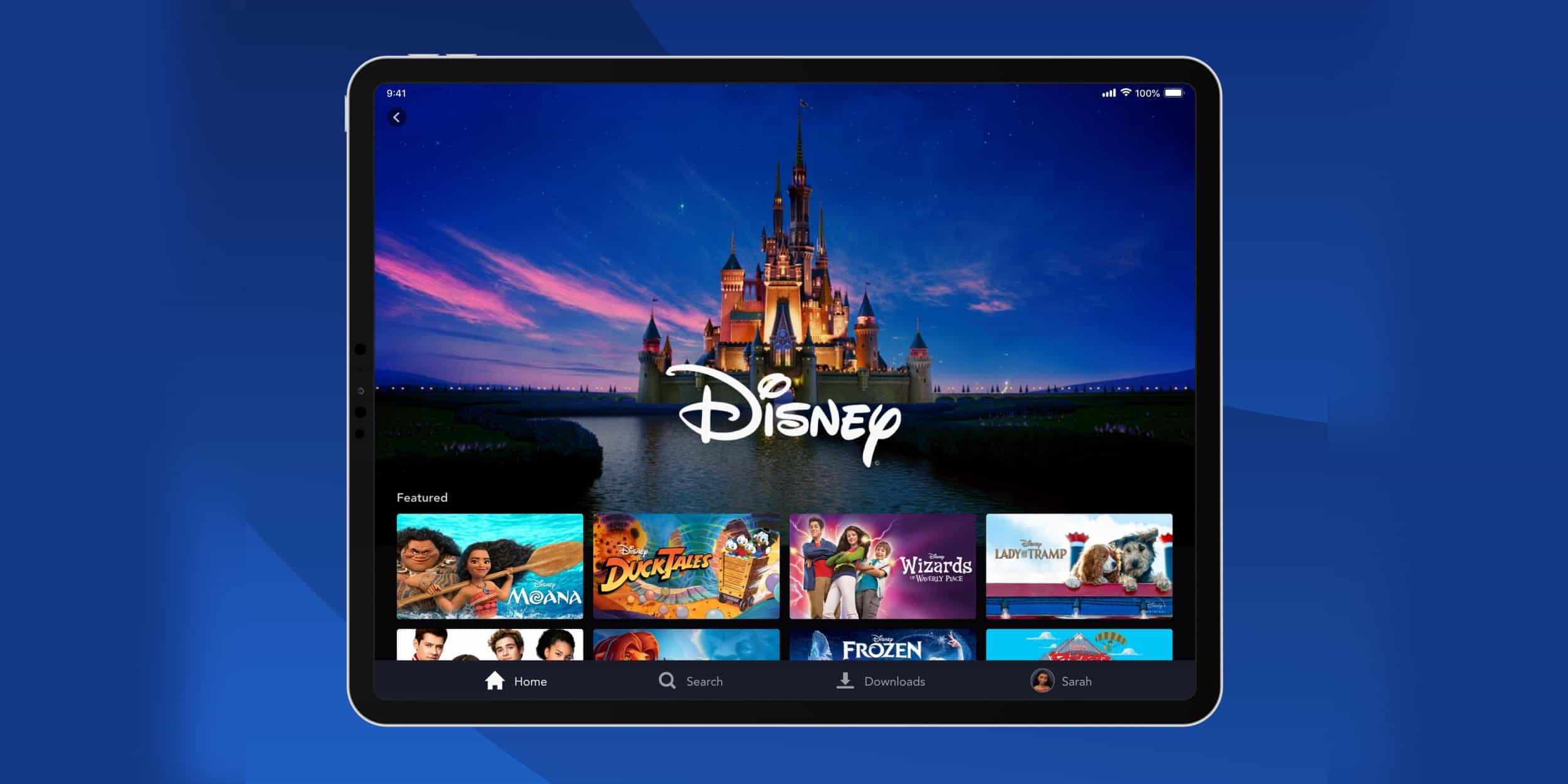 You Can Now Watch Disney+ on Apple TV, iPad and iPhone
