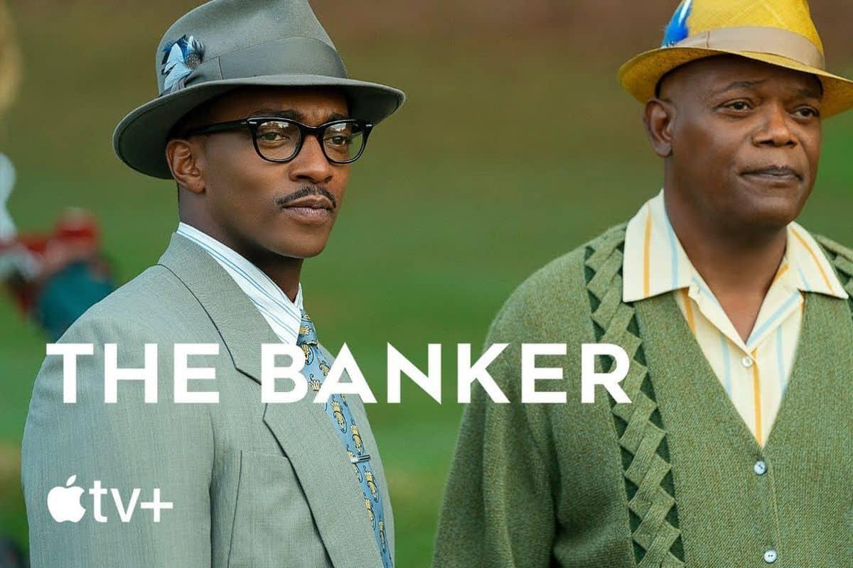 Apple TV Plus film The Banker premiere cancelled 1