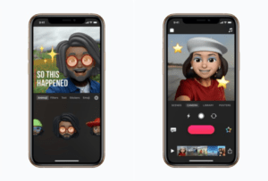 Animoji, Memoji and New Stickers for Clips App Now Live