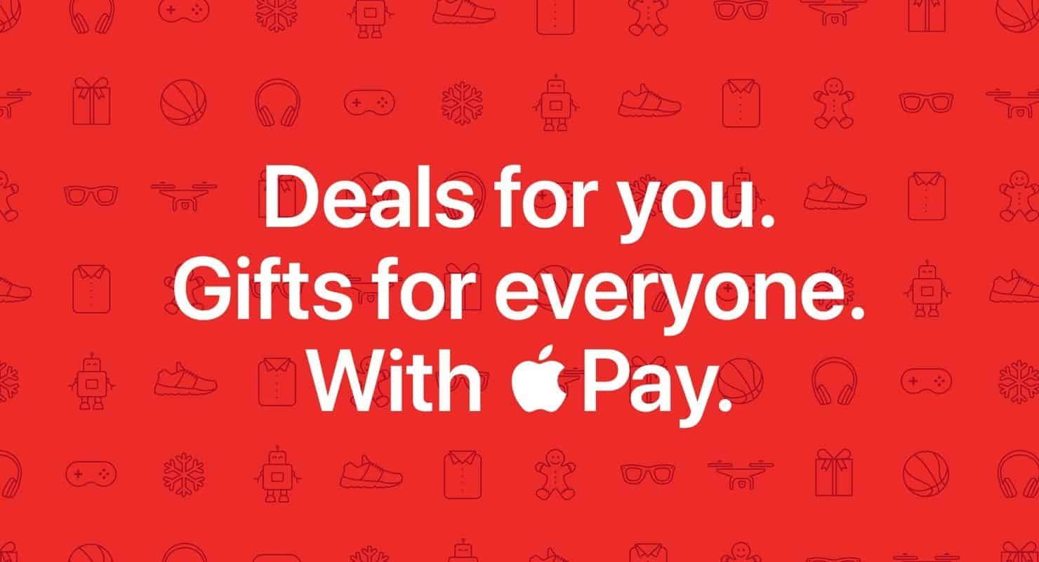Apple Launches Holiday Apple Pay Promo