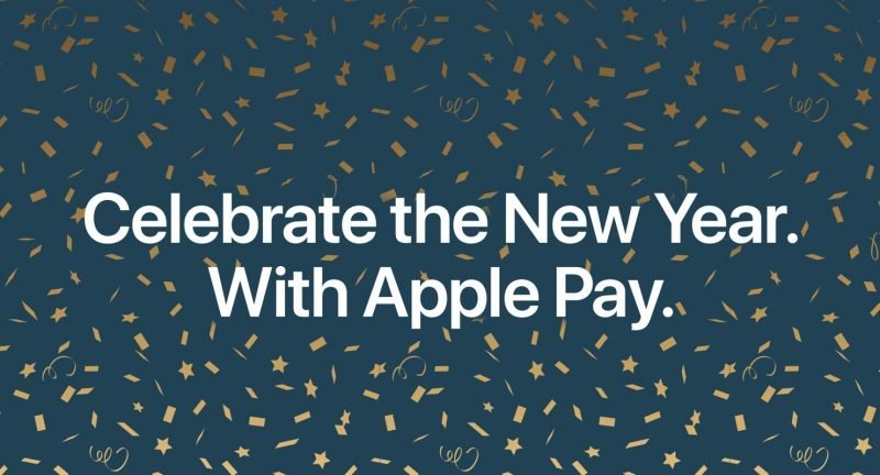 Apple Pay new year promo