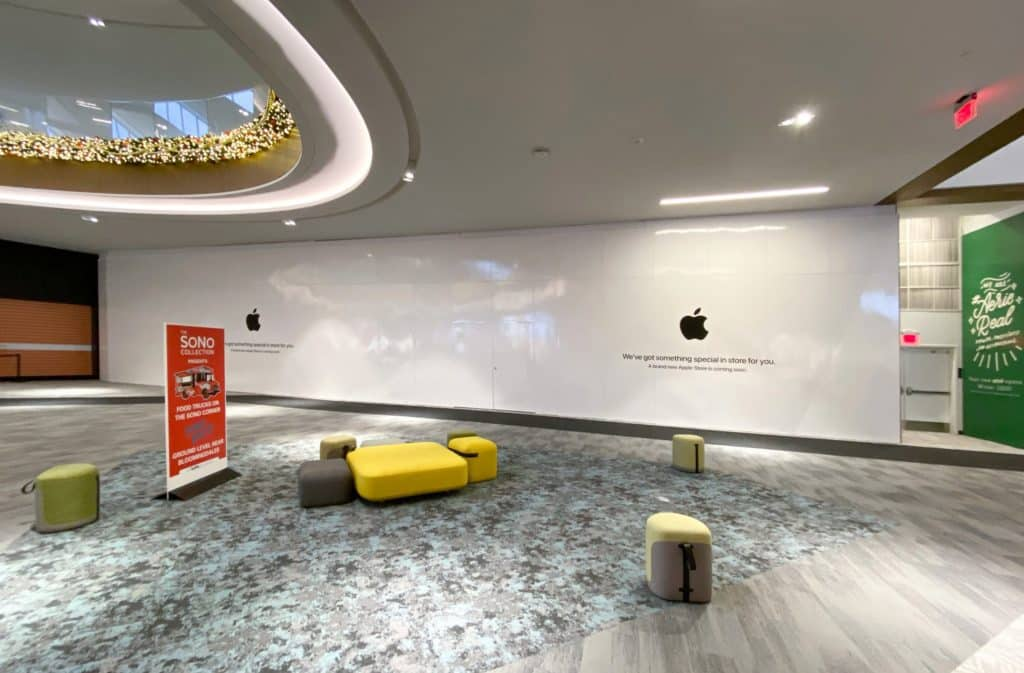 This is the Apple Store SoNo.