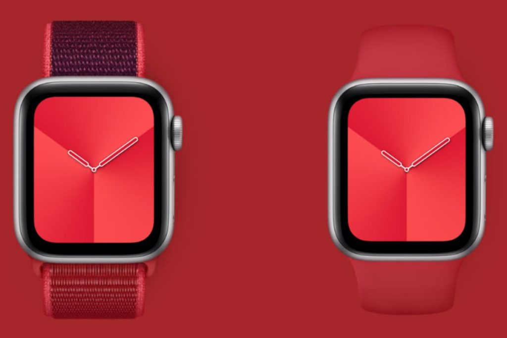 Apple Watch (RED)