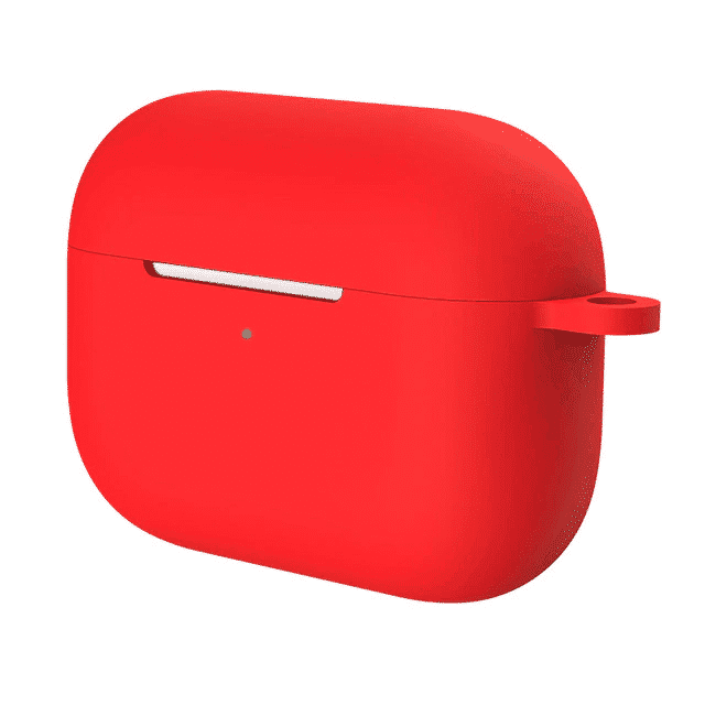 This is the Caletop Pro Silicone case for the AirPods Pro.
