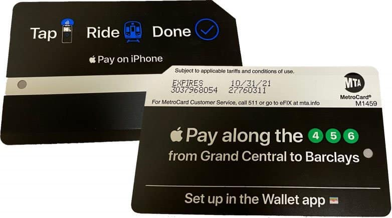 London Gets Apple Pay Tap-and-Go Transit Mode