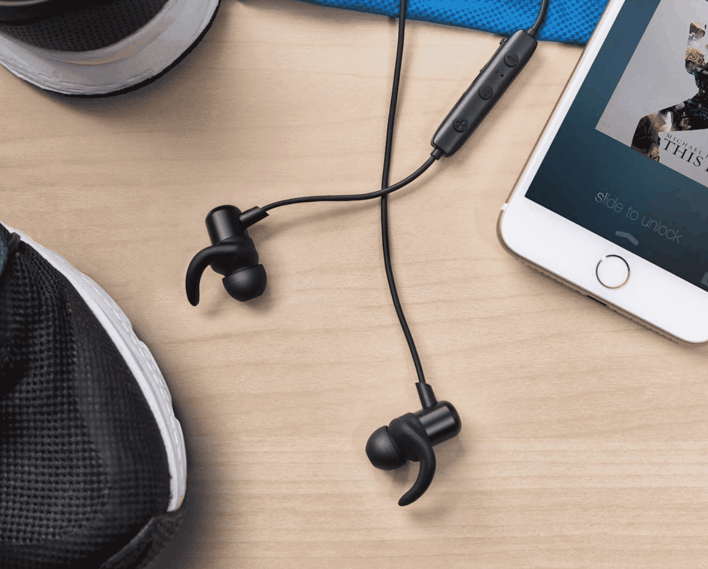 Get The Highly-Reviewed Soundbuds Slim Headphones by Anker For Only $17