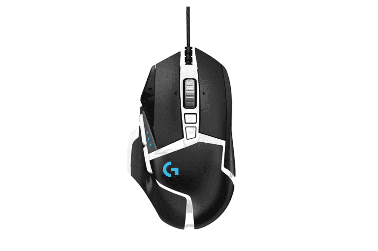 This is the Gaming Mouse by Logitech.