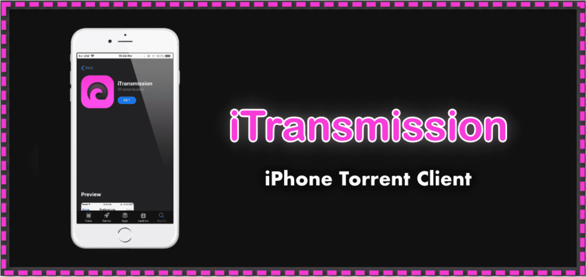How to Download Torrents on iPhone using iTransmission