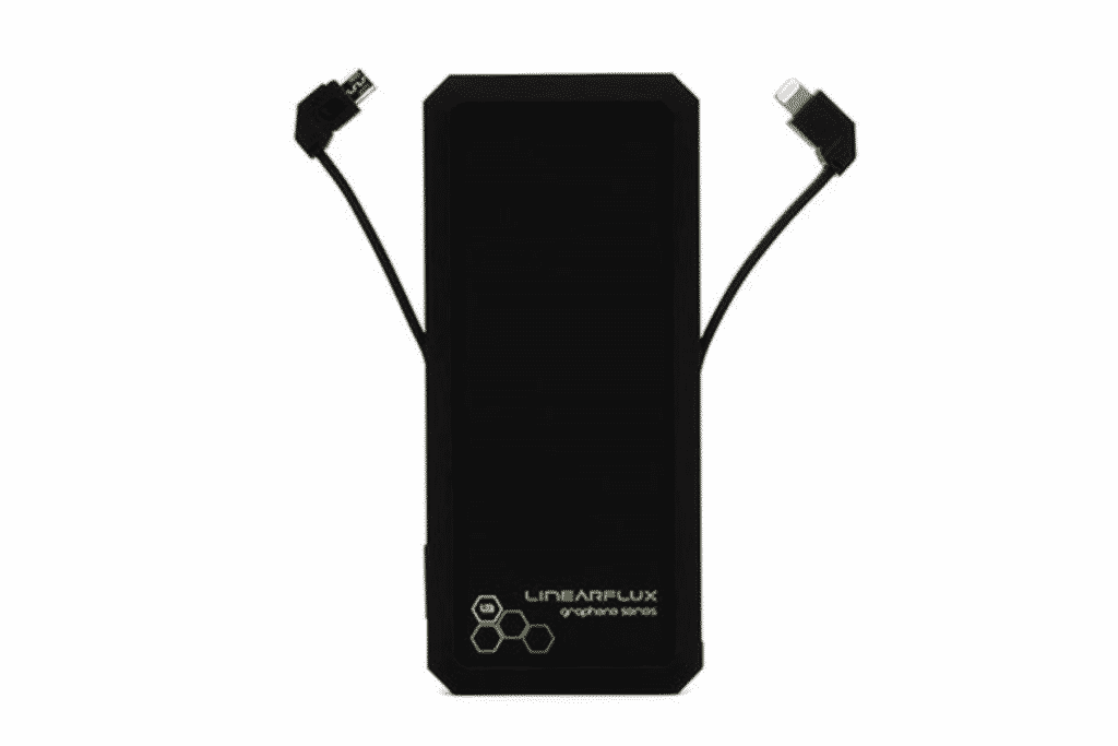 This is the HyperCharger PRO V.2 All-in-One Charger.