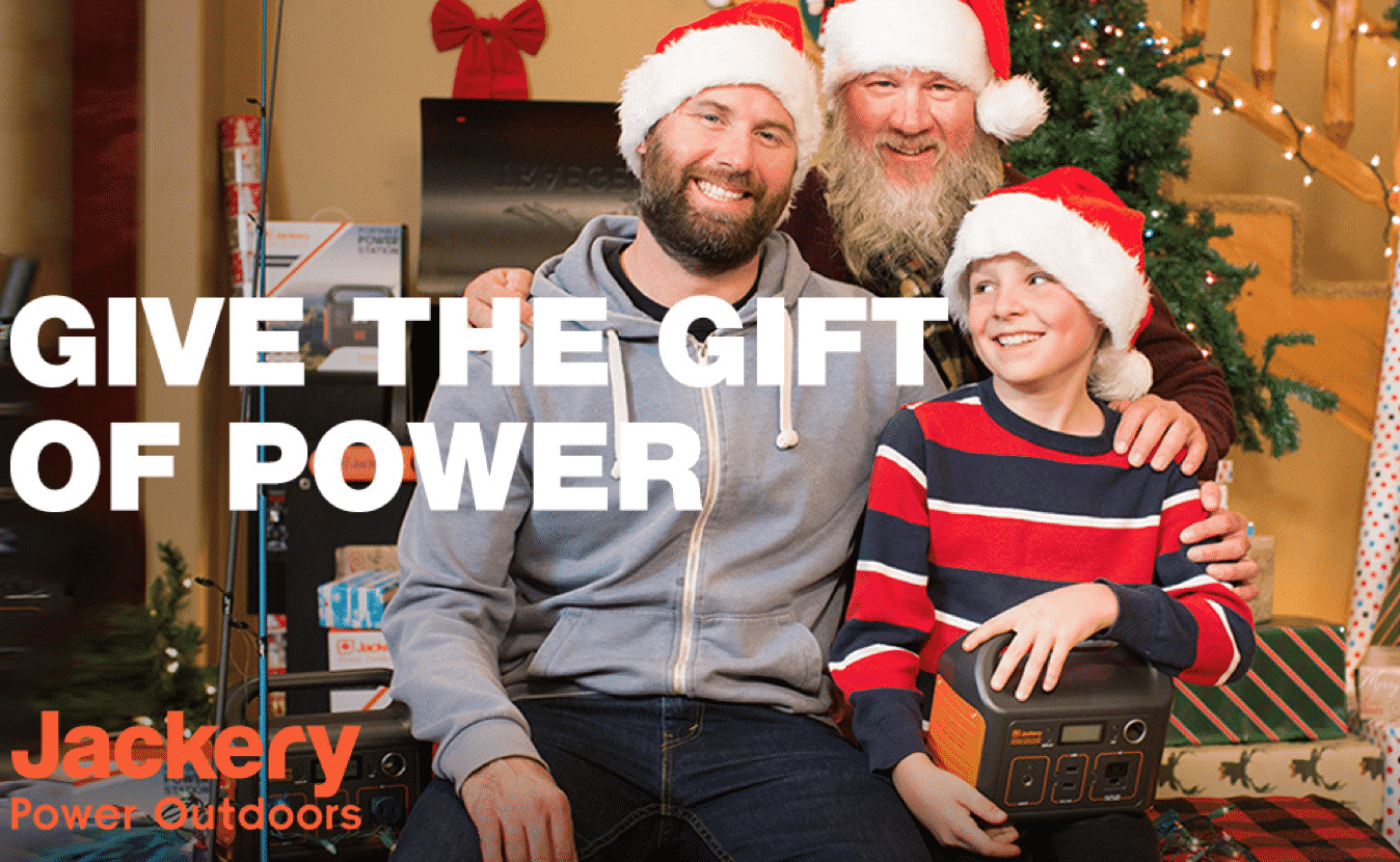 Jackery's portable power station and solar panels are currently 30% off for today only