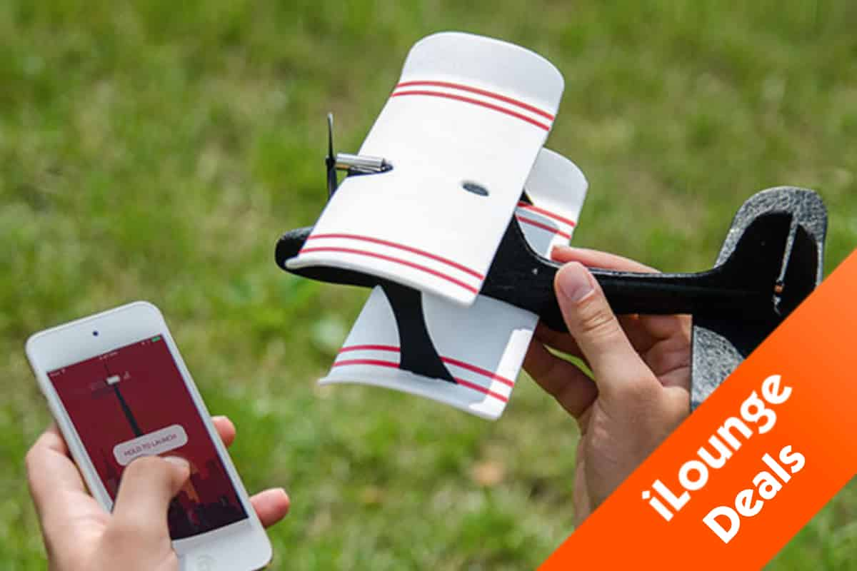 The Moskito smartphone-controlled airplane is up for a special deal