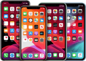 This is the 2020 iPhone device by Apple.