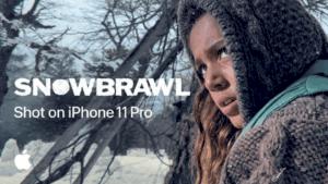New Shot on iPhone Video, 'Snowbrawl' Revealed