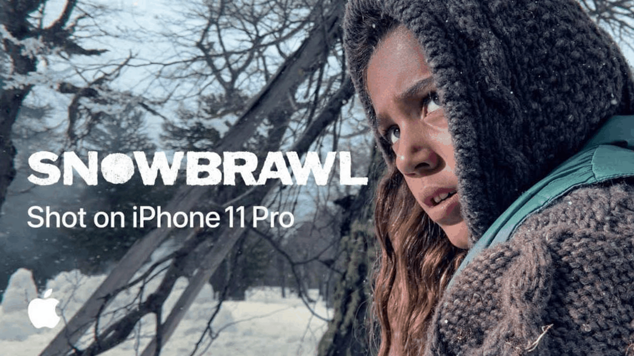 New Shot on iPhone Video, 'Snowbrawl' Revealed