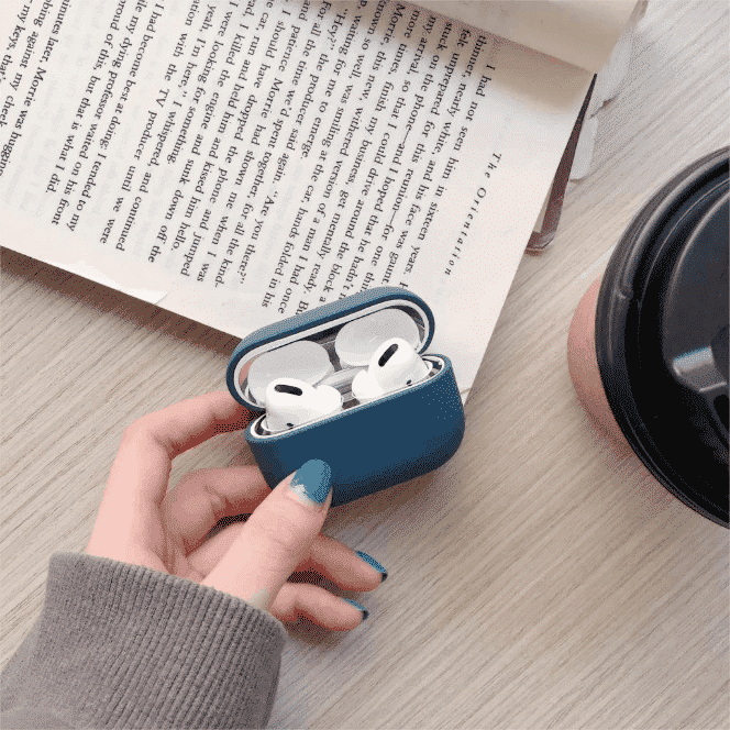 This is a Original Candy case for the AirPods Pro.
