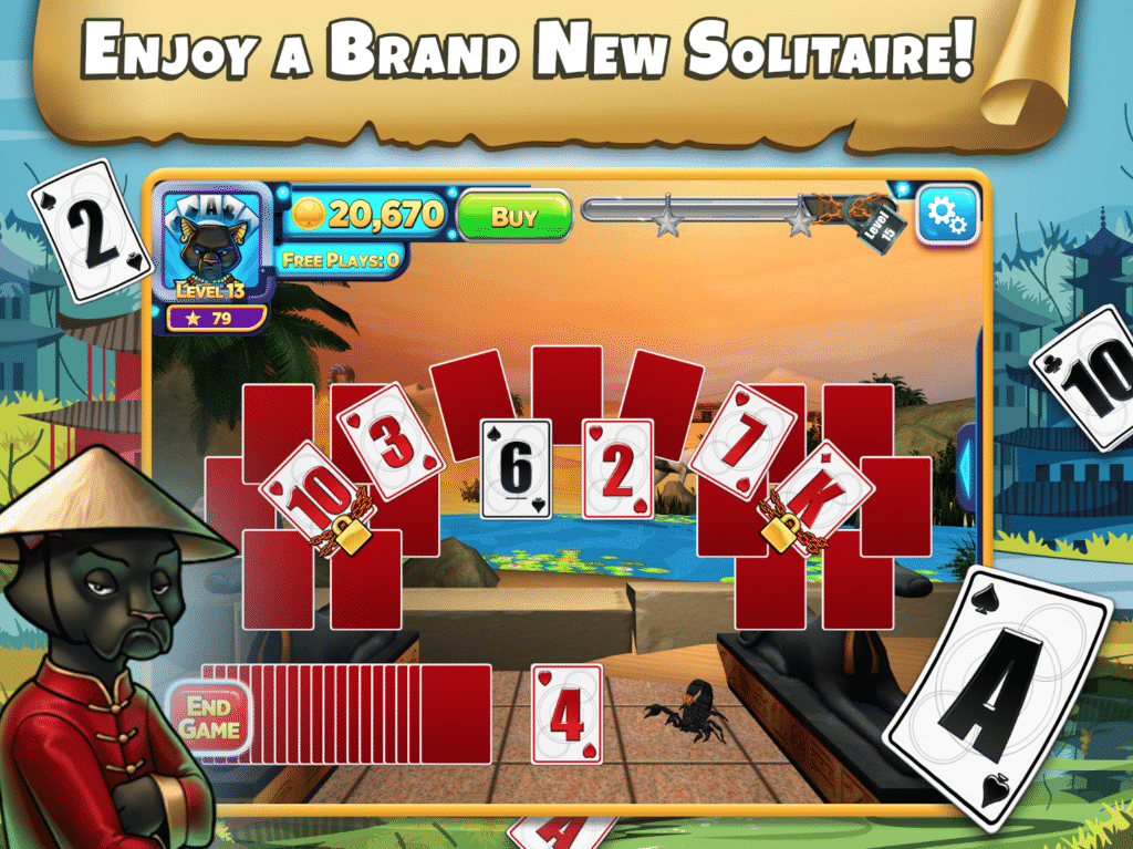 Solitaire Time Warp Startup Review