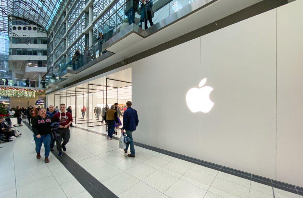 Apple Store SoNo to open soon